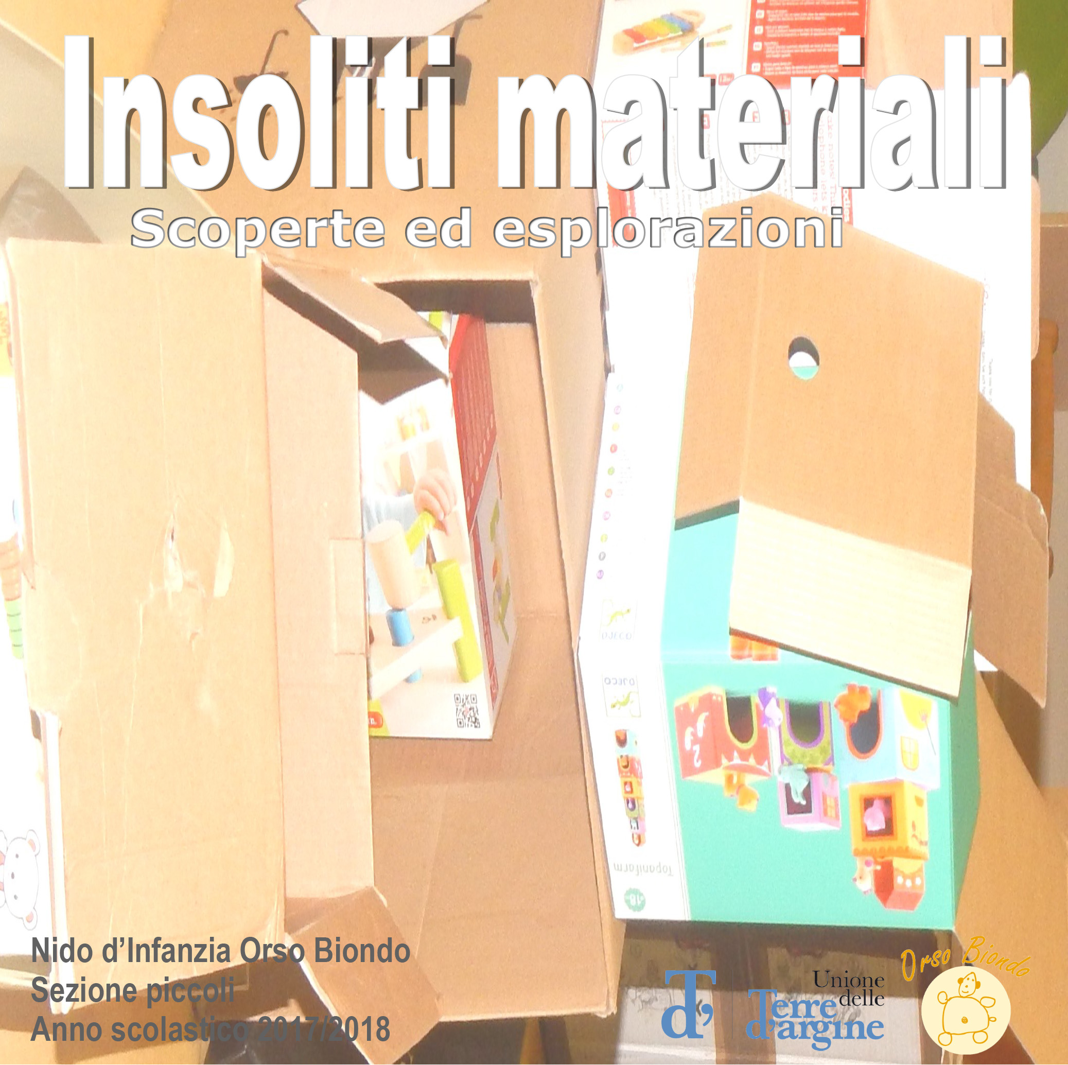 insoliti materiali